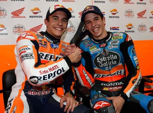 JUŻ OFICJALNIE! Alex Marquez zajmie miejsce Lorenzo w Repsol Honda!