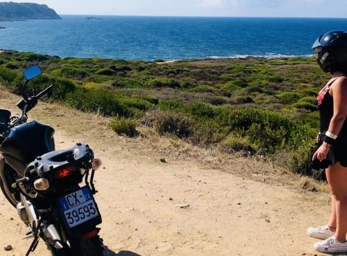 Tysiąc kilometrów motocyklem po Sardynii. Jej pierwszy raz [TURYSTYKA]