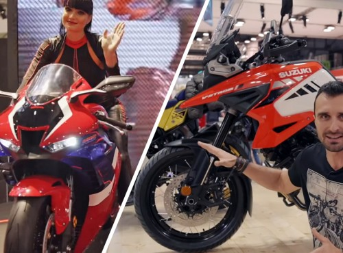 Najlepsze motocykle na rok 2020 [VIDEO]