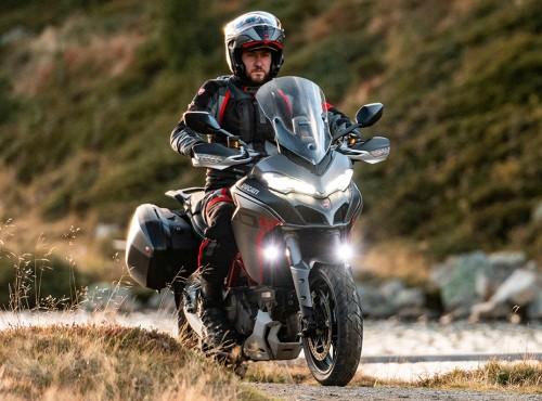 Od teraz 4 lata fabrycznej gwarancji na wszystkie motocykle z rodziny Ducati Multistrada!