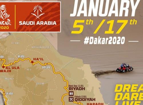 Dakar 2020 - 7900 kilometrów wyzwań na nowym terytorium