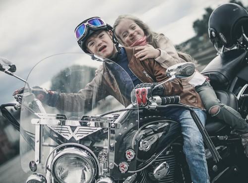 Radość, uśmiech, szczęście. Wspaniała akcja motocyklistów z Tucholi [GALERIA]