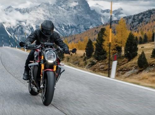 MV Agusta Brutale 1000 Oro i włoskie Alpy - czy może być lepiej? [FILM]