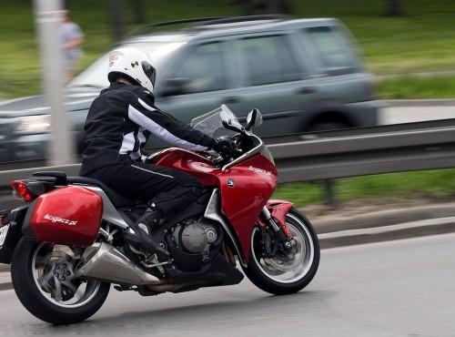 Rewolucyjna dyrektywa UE. Motocykliści pod szczególną ochroną