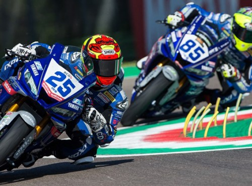 Startuje Puchar FIM Yamaha R3 bLU cRU dla młodych motocyklistów