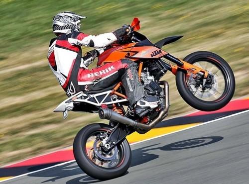KTM Super Enduro R - najmocniejsze dwucylindrowe enduro na świecie