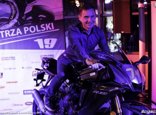 Paweł Szkopek uległ niebezpiecznemu wypadkowi na torze w Sepang!