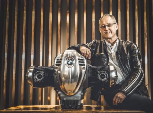 Odkryty wał, unikalne sprzęgło... Mamy kolejne informacje o BMW R18