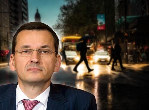 Więcej dla pieszych, ostrzej dla kierowców. Premier ogłasza trzy ważne zmiany w przepisach