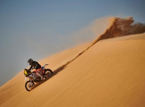 Jarmuż w przeddzień zakończenia Dakaru: