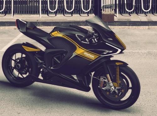 Kanadyjski motocykl elektryczny zwrócił uwagę japońskich gigantów