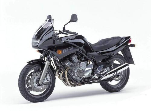 Yamaha XJ600S Diversion, XJ600N 1991-2003 (ceny, historia, najczęstsze usterki)