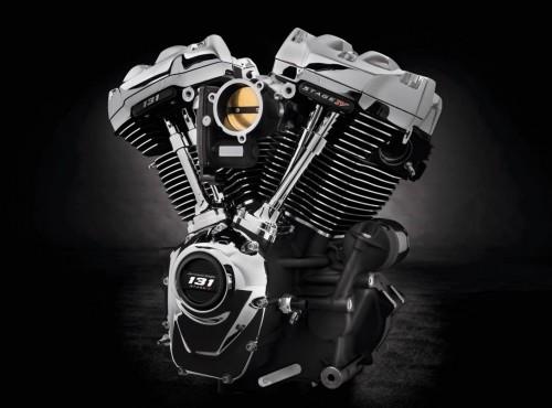 Nowy silnik Harleya-Davidsona - ponad dwa litry pojemności i 121 KM mocy!