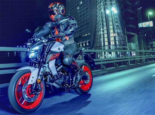 Motocykle i skutery Yamaha klasy 125 teraz z wydłużoną, 3-letnią gwarancją!