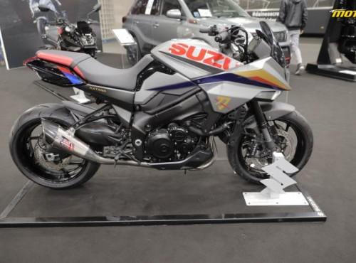 Suzuki Katana 7584 - powrót do przeszłości