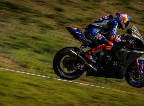 WSBK: pod nieobecność Kawasaki Yamaha najszybsza na testach w Portimao