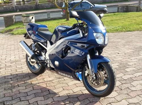 Motocykl używany - Yamaha FZR600R (1989-1996) [charakterystyka, zmiany, dane techniczne]