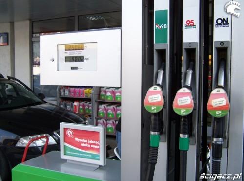 Zawyżone ceny benzyny u progu sezonu. Warto szukać tańszych stacji!
