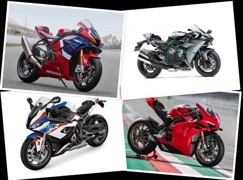 Ile kosztuje superbike? Top 9 motocykli sportowych na rynku 2020 [ZESTAWIENIE]