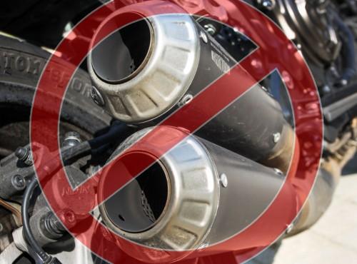 Niemcy idą na wojnę z głośnymi motocyklami