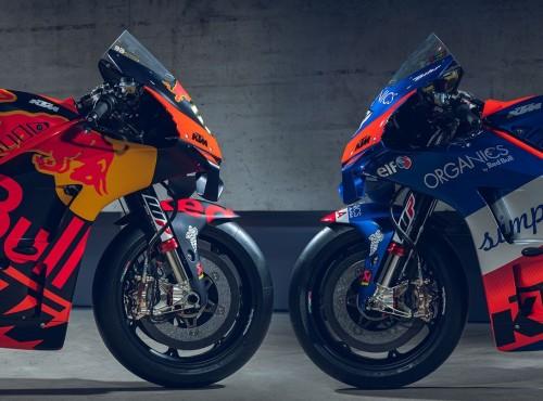 MotoGP: KTM zaprezentowało swoje zespoły i motocykle na sezon 2020