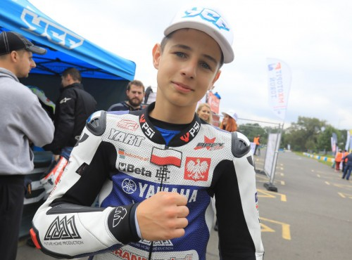 Polski zawodnik wystartuje w mistrzostwach świata World Supersport 300!