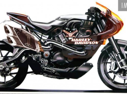 Nadchodzi retro-sport od Harleya Davidsona!