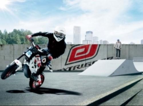 Suzuki wejdzie do segmentu motocykli elektrycznych