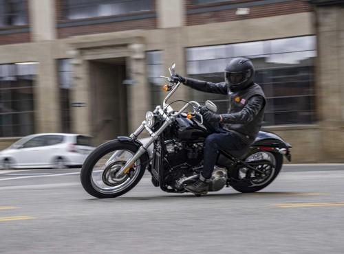 2020 Harley-Davidson Softail Standard. Opis, zdjęcia