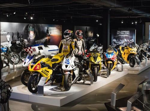 Triumph uruchamia nową wystawę poświęconą modelowi Daytona