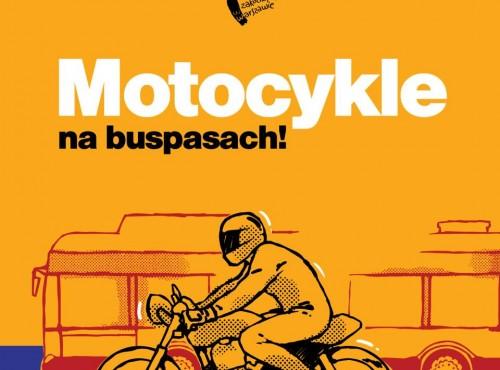 Warszawa na stałe udostępni buspasy dla motocykli