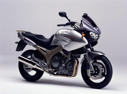 Yamaha TDM 900 (2002-2011) [charakterystyka, wady, zalety, dane techniczne]