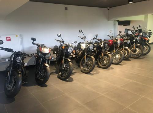 Idzie wiosna! W salonach Triumph szybko topnieją zapasy motocykli z 2019 roku