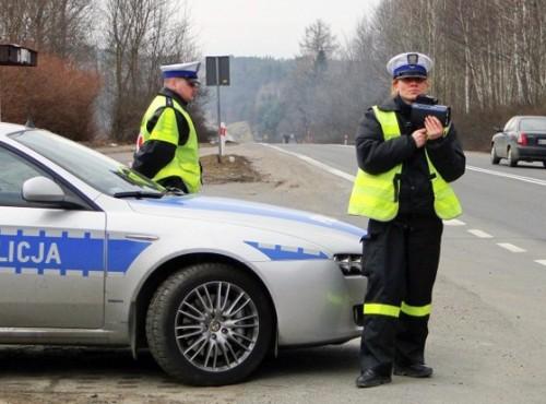 """Uwaga - dziś w całej Polsce trwa policyjna akcja """"Prędkość"""