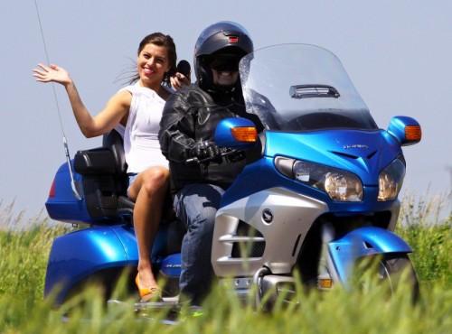 Motocyklowe wibracje łagodzą skutki groźnych chorób