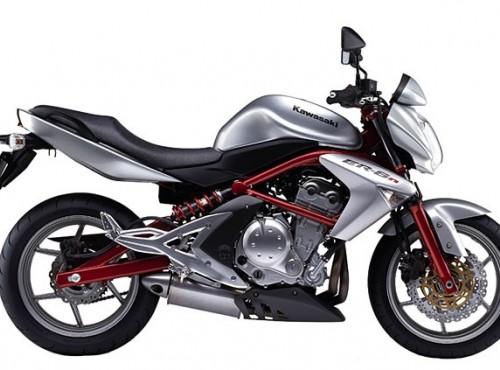 Kawasaki ER-6F/N 2005-2016: dane techniczne, historia, wady/zalety