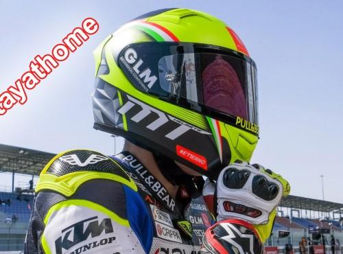 MT Helmets wspiera akcję