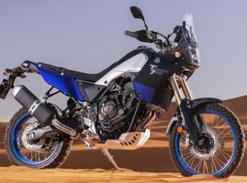 Yamaha Tenere 700 otrzymuje nagrodę w prestiżowym konkursie wzornictwa!