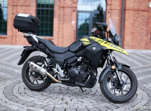 Ćwiartka czystej… mocy. Suzuki pracuje nad nowym silnikiem 250 cm3