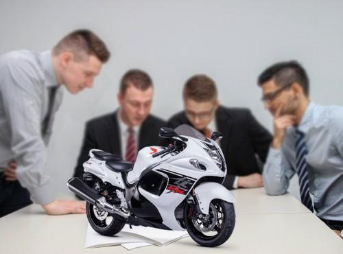 Powstanie seria japońskich supermotocykli. Honda, Suzuki, Yamaha i Kawasaki łączą siły!
