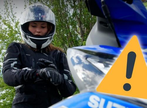 Czy osoby poniżej 18 lat mogą jeździć motocyklem i skuterem?