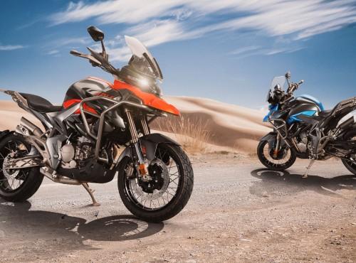 Motocykle 300 cm3: Czy Zontes namiesza na rynku?