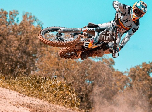 Jack Miller trenuje Motocross [VIDEO]