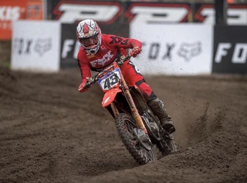 MXGP: Mitch Evans przeszedł operację ramienia