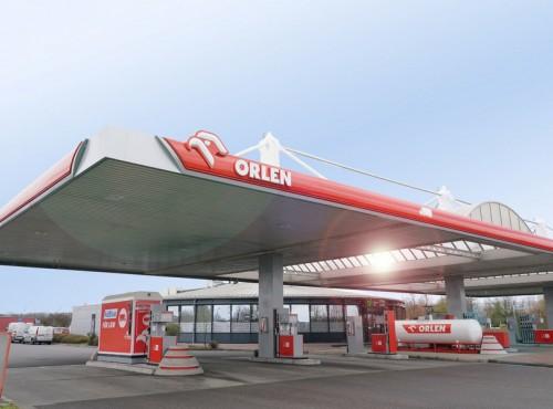 Orlen otworzył pierwszą stację w Niemczech w pełni pod własną marką