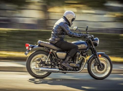 Kawasaki W800 Street - opis, opinia, cena, dane techniczne [PIERWSZE WRAŻENIA]