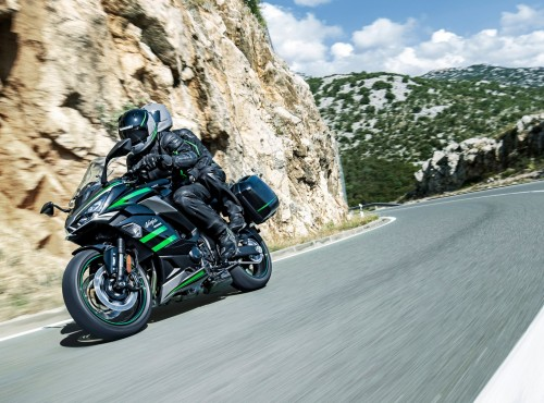 Kawasaki Ninja 1000SX 2020. Opis, dane techniczne, cena