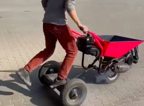 Trajka użytkowa - do domu i ogrodu [VIDEO]