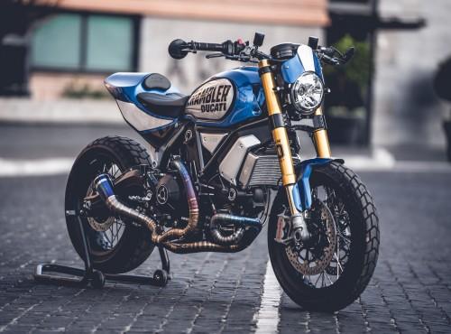 Znamy zwycięzcę konkursu Ducati Custom Rumble 2020
