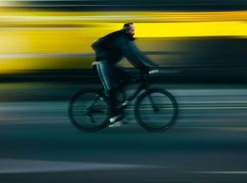 Jeszcze rower, czy już motocykl? Śmiertelny wypadek w Łodzi